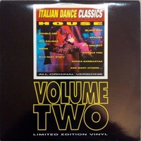 Italian dance classics ultimate collection - House volume two - VARIOUS