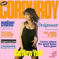 The new you! - CORDUROY