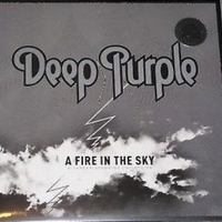A fire in the sky-A career spanning collection - DEEP PURPLE