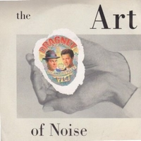 Dragnet (A.Baker 7 inch mix)\(A.o.n. 7 inch mix) - ART OF NOISE