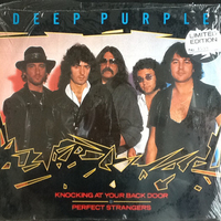 Knocking at your back door (long version) \ Perfect strangers \ interview from BBC radio one - DEEP PURPLE