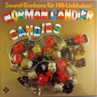 Norman Candler candies - NORMAN CANDLER