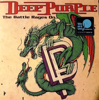 The battle rages on - DEEP PURPLE