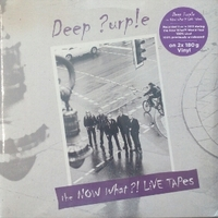 The Now what?! Live tapes - DEEP PURPLE