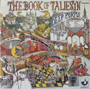 The book of Taliesyn - DEEP PURPLE