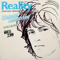 Reality (extended version + album version) \ I can't swim - RICHARD SANDERSON \ PAUL HUDSON