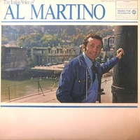 The italian voice of Al Martino - AL MARTINO