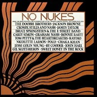 No nukes - From the muse concert for a non-nuclear future, Madison Square Garden, september 19-23, 1979 - VARIOUS