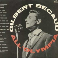 All'Olympia - GILBERT BECAUD