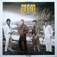 "Look away (12"" mix) - BIG COUNTRY"