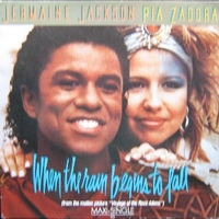 When the rain begins to fall - JERMAINE JACKSON \ PIA ZADORA