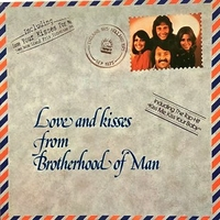 Love and kisses from Brotherhood of man - BROTHERHOOD OF MAN