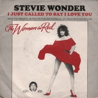 I just called to say I love you \ (instrum.) - STEVIE WONDER