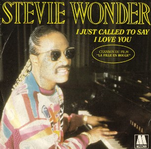 I just called to say I love you \(instr.) - STEVIE WONDER