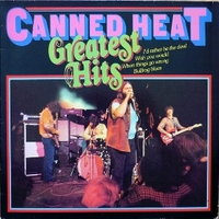 Greatest hits (Live at Topanga Corral) - CANNED HEAT