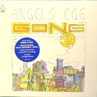 Angels egg (Radio gnome invisible part 2) - GONG