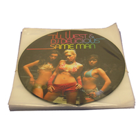 "Picture-disc transparent sleeve (LP and 12"")"