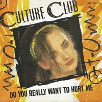 Do you really want to hurt me \ (dub vers.) - CULTURE CLUB