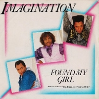 Found my girl \ In and out of love(live) - IMAGINATION