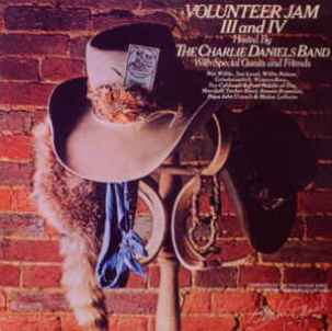 Volunteer jam III and IV - CHARLIE DANIELS BAND