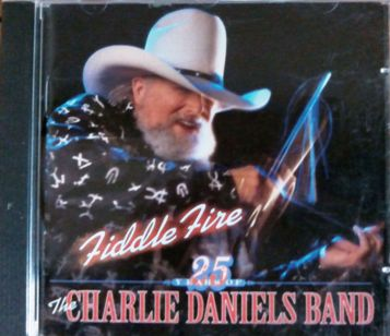 Fiddle fire - CHARLIE DANIELS BAND