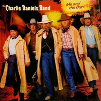Me and the boys - CHARLIE DANIELS BAND