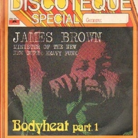 Bodyheat part 1 & 2 - JAMES BROWN