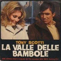 La valle delle bambole \ Come live with me - TONY SCOTTI