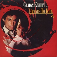 Licence to kill \ Pam - GLADYS KNIGHT \ MICHAEL KAMEN