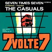Seven times seven \ Hey hey hey - CASUALS