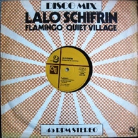 Jaws \ Flamingo \ Quiet village - LALO SCHIFRIN