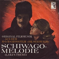 "Schiwago-melodie (Lara's theme) \ Main title from ""Dr. Schiwago"" - MAURICE JARRE"