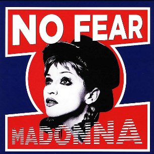 No fear (grey vinyl) - MADONNA