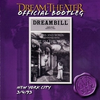 New York city 3/4/93 - DREAM THEATER