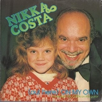 On my own \ Chained to the blues - NIKKA COSTA