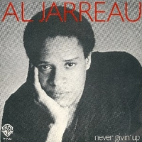 Never givin' up \ Alonzo - AL JARREAU