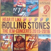 Hear it like - The IEM-concerts 2015-2016 - ROLLING STONES