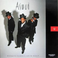 "Beauty's only skin deep (12"" mix) - ASWAD"