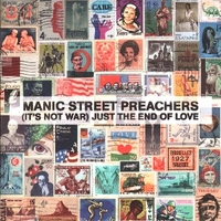 (It's not war) just the end of love \ I know by numbers - MANIC STREET PREACHERS