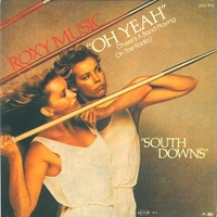 Oh yeah (there's a band playing on the radio) \ South down - ROXY MUSIC