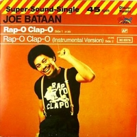 Rap-o clap-o (disco remix) - JOE BATAAN