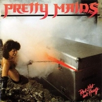 Red, hot and heavy - PRETTY MAIDS