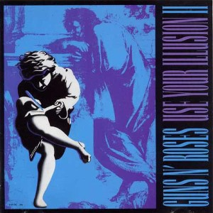 Use your illusion II - GUNS N'ROSES