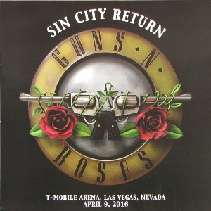 Sin city return - GUNS N'ROSES