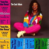 Young man, older woman - The cast album (musical) - MILLIE JACKSON