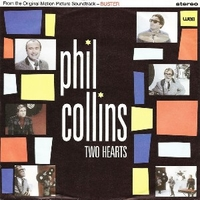 Two hearts \ The robbery - PHIL COLLINS