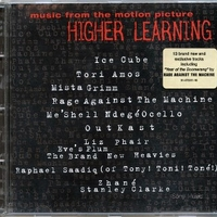 Higher learning (o.s.t.) - VARIOUS