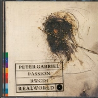 "Passion (music for ""The last temptation of Christ"") - PETER GABRIEL"