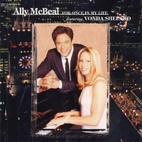 Ally McBeal - For once in my life (o.s.t.) - VONDA SHEPARD \ various