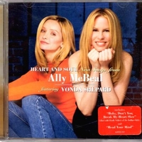 Heart and soul - New songs from Ally McBeal (o.s.t.) - VONDA SHEPARD